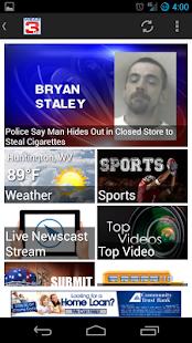 WSAZ News - screenshot thumbnail