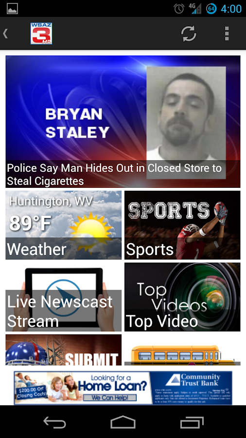 WSAZ News - screenshot