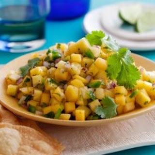 Jalapeno-Mango Salsa