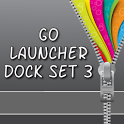 Dock Set 3 Go Launcher EX icon