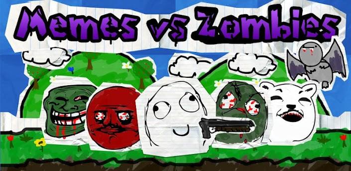 Memes vs Zombies - Мемы против Зомби