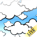 Cartoon Clouds Live Wallpaper logo