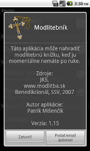 Modlitebnik- screenshot thumbnail