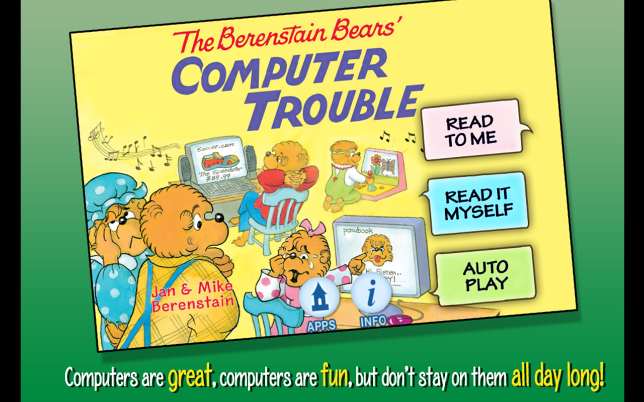 BB - Computer Trouble- screenshot