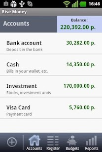Rise Money Free - screenshot thumbnail