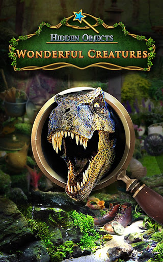 Hidden Object Amazing Creature