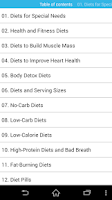 Screenshot of Audiobook - Diet