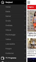 Screenshot of Moteris
