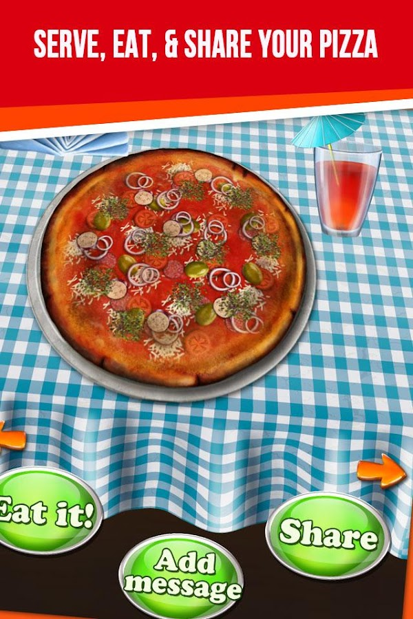 pizza jeu - pizza maker game – applications android sur google play
