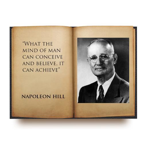 Napoleon Hill audiobook