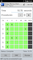 Screenshot of PractiScore