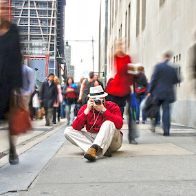 Fast is Smooth  by Dave Freeman - People Street & Candids ( nyc, city )