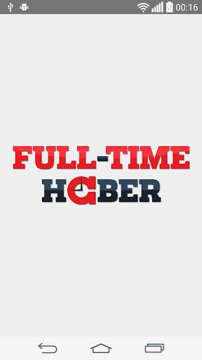 Full-Time Haber