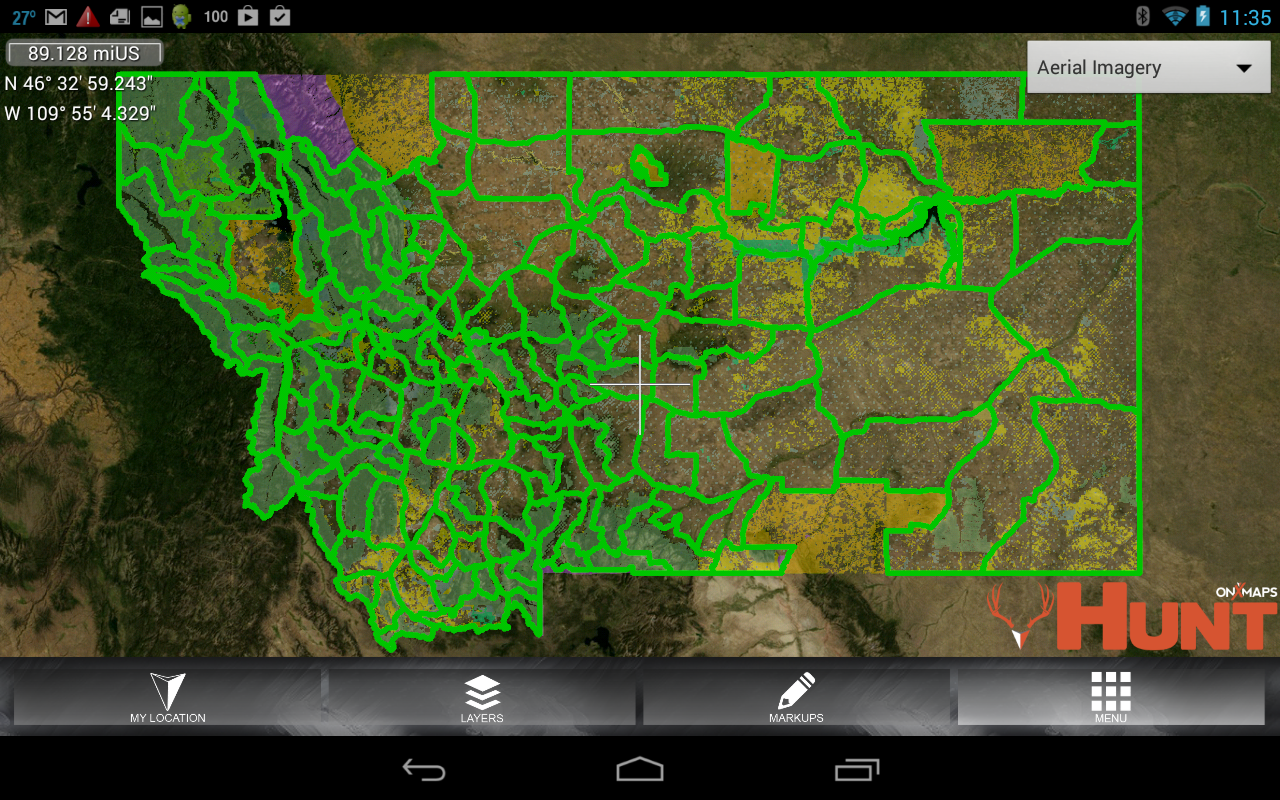 HUNT App Hunting GPS Maps Android Apps on Google Play