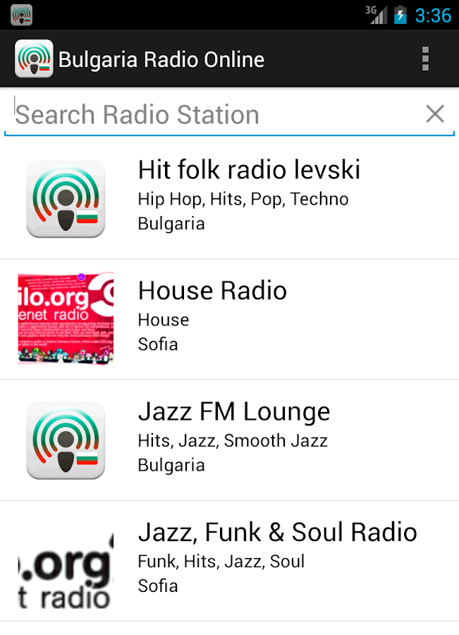 Bulgaria Radio Online - screenshot