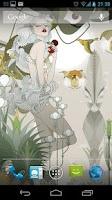 Screenshot of Edena spring LWP