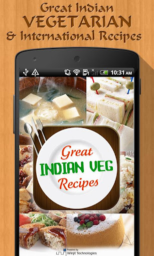 Great Indian Veg Recipes