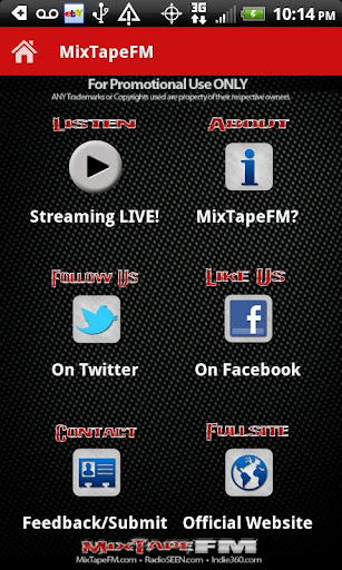 MixTapeFM™ HipHop RnB Radio