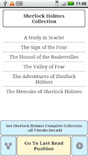 Sherlock Holmes Collection- screenshot thumbnail