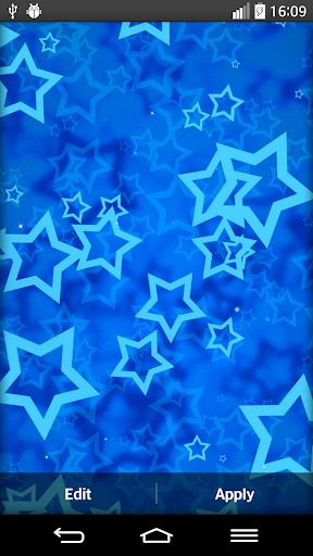 星は壁紙を生きる