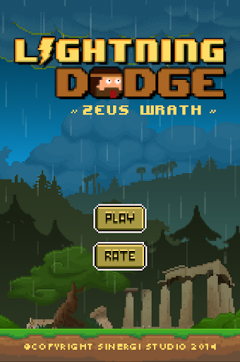 Lightning Dodge - Zeus Wrath