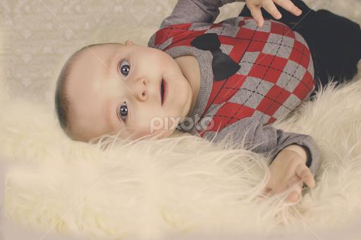 85b1ed2be9b32 5 month old boy by Tiffany Bontrager - Babies   Children Babies ( studio