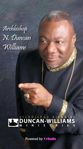 Archbishop Duncan-Williams