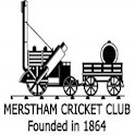 Merstham Cricket Club Live logo