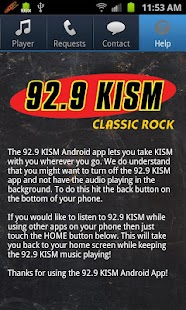 92.9 KISM - screenshot thumbnail