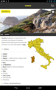 ✈ Italy Travel Guide Offline- screenshot thumbnail