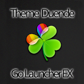 Go Launcher Theme Duende HD