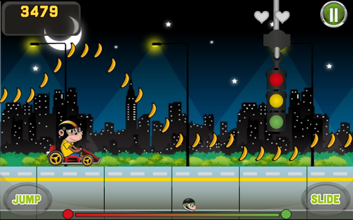 Monkey Kart Games (apk) free download for Android/PC/Windows screenshot