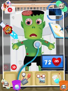 Monster Hospital - Kids Games 休閒 App-癮科技App