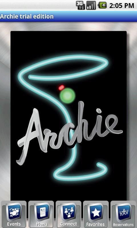 Archie - screenshot