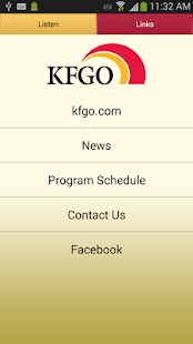 KFGO The Mighty 790 AM - screenshot thumbnail