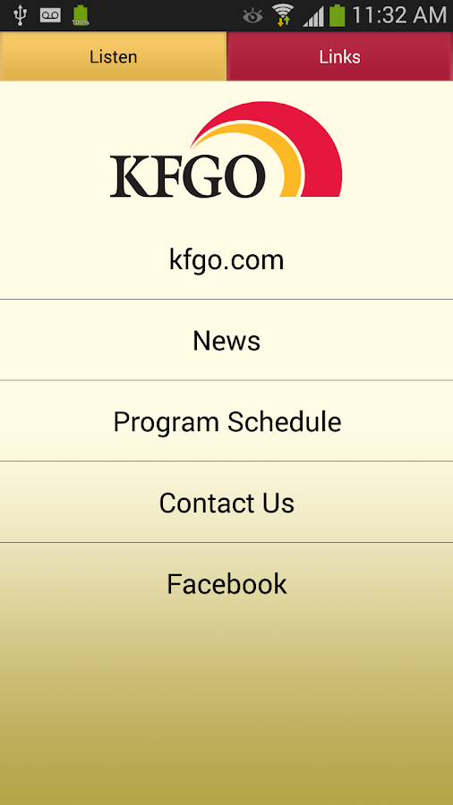KFGO The Mighty 790 AM- screenshot
