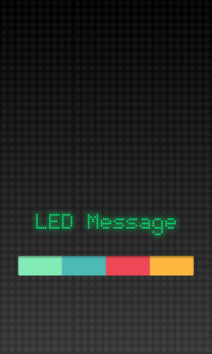 LED Message