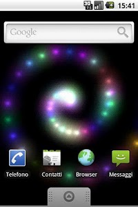 Particles Live Wallpaper screenshot 0