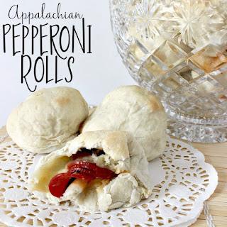 Appalachian Pepperoni Rolls