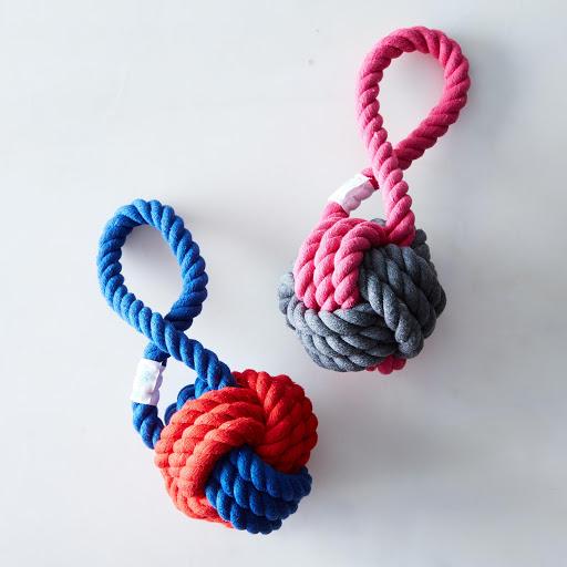 Dog Rope Toy (Set of 2)