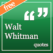 ❝ Walt Whitman quotes
