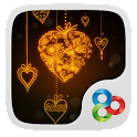 Warm Heart GO Launcher Theme icon