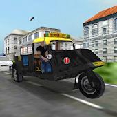 Tuk Tuk Taxi Simulator