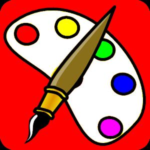 Download Cartoon Kid Coloring Book App APK To PC