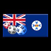 Queensland winning numbers