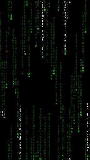 Matrix Rain Daydream - Lite