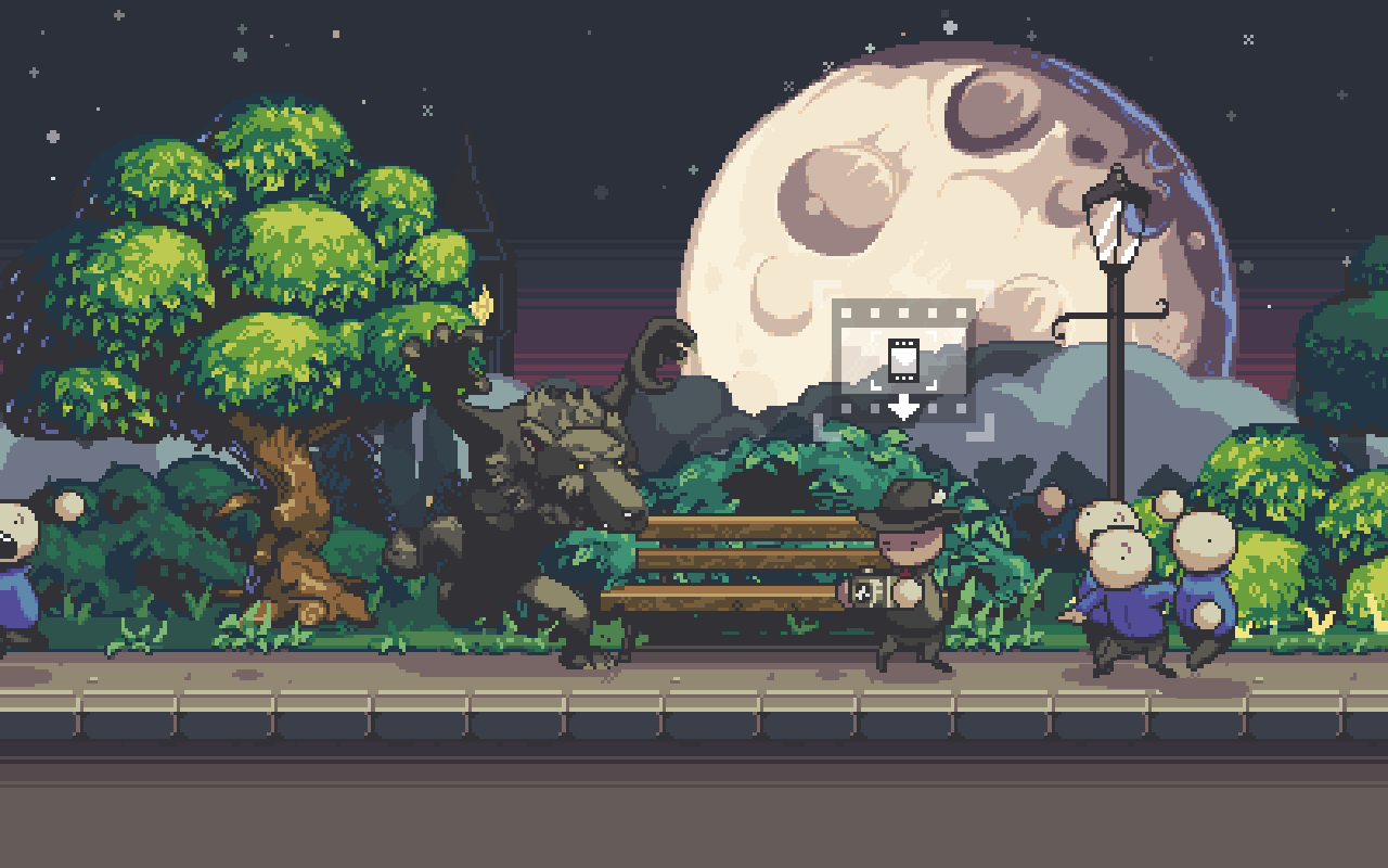 Werewolf Tycoon- screenshot