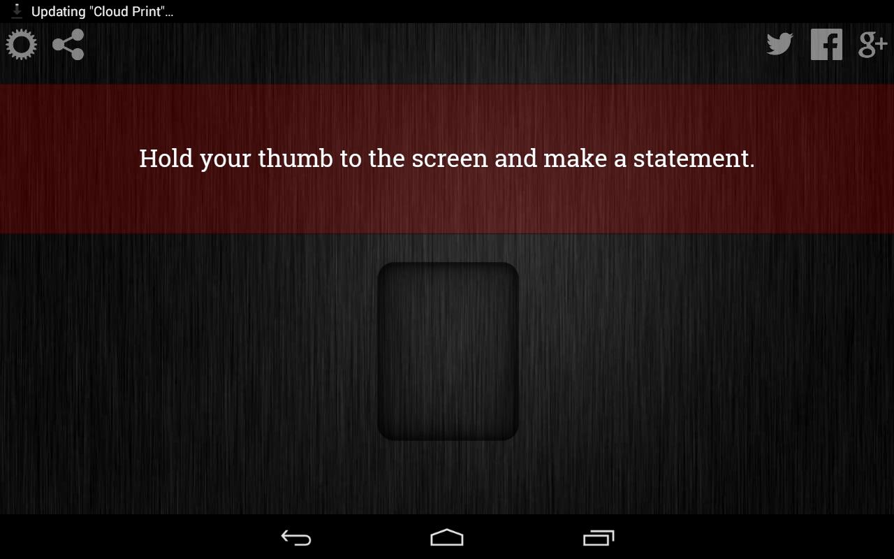 Lie Detector Prank - screenshot