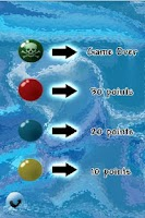 Screenshot of Bubble Destroyer FREE
