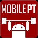 Mobile Personal Trainer icon